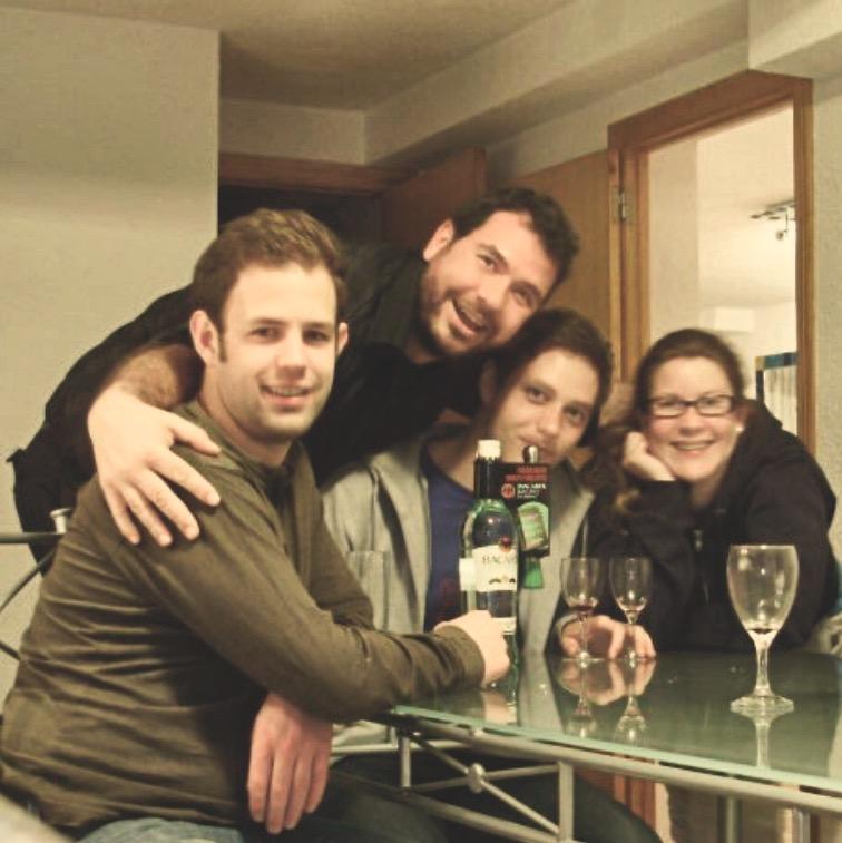 Gustaf, Bjørnar, Susanne