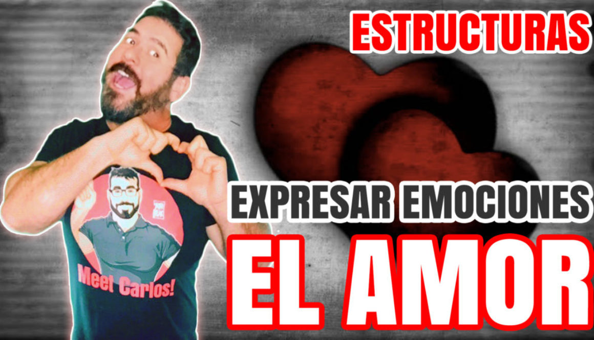 Expressing emotions Love